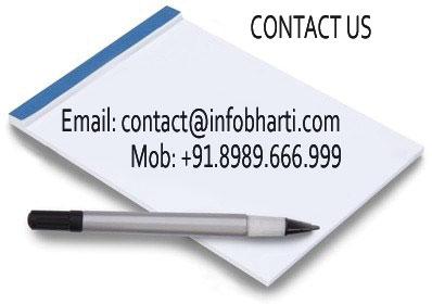 Contact infoBharti.com Team