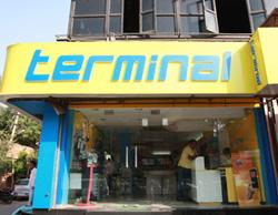 Electronic Retail in India Terminal