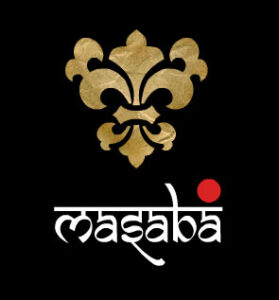 brand logo of indian fashion designer masaba-gupta
