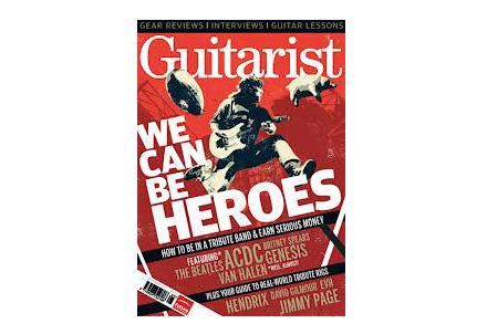 Guitarist – Music Magazine in India