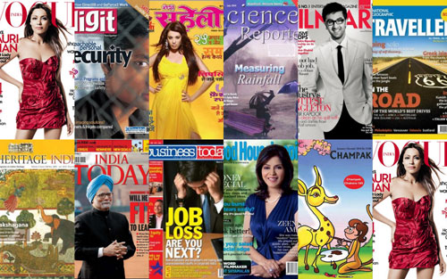 Free Information and News about Magazines of India