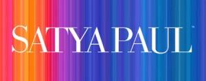 brand logo of indian fashion designer satya-paul
