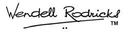 brand logo of indian fashion designer wendell rodricks