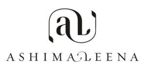 brand logo of indian fashion designers ashima and leena singh