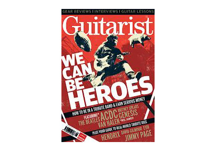 Guitarist – Music Magazine in India